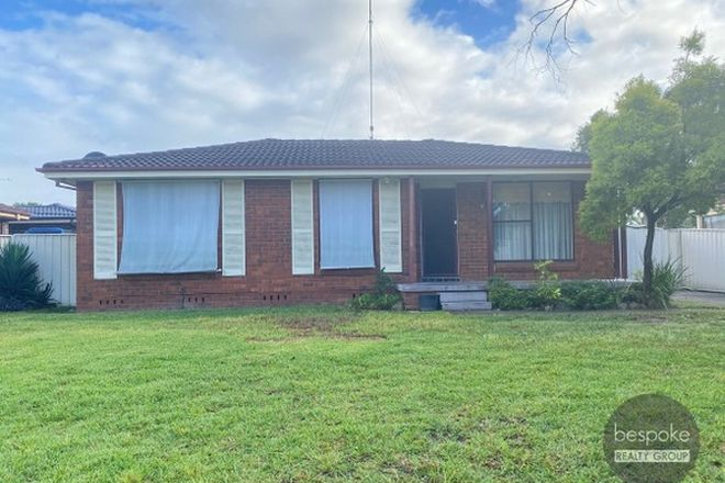 Picture of 17 Cameron Street, JAMISONTOWN NSW 2750