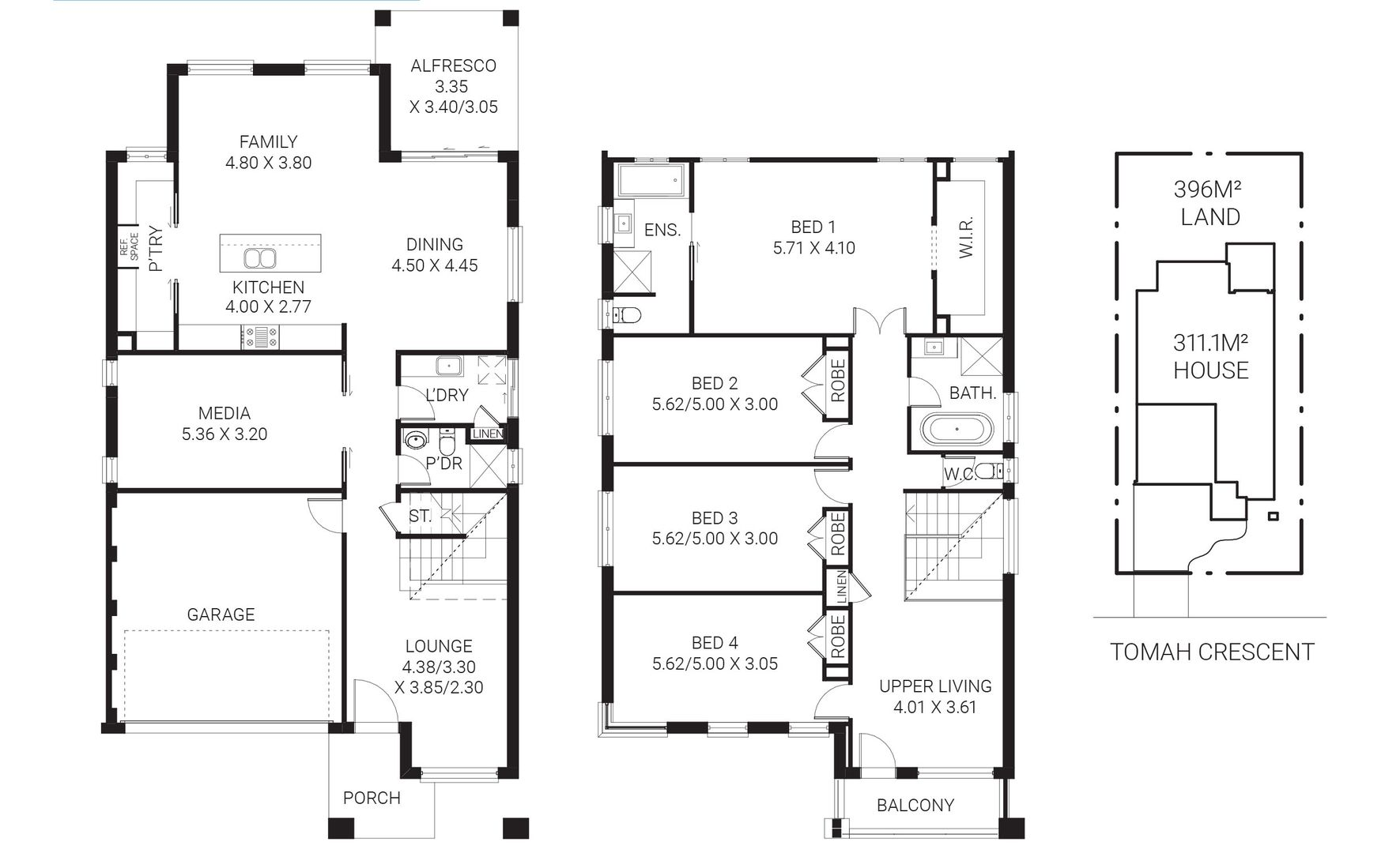 Lot 2 Tomah Crescent, The Ponds NSW 2769, Image 2
