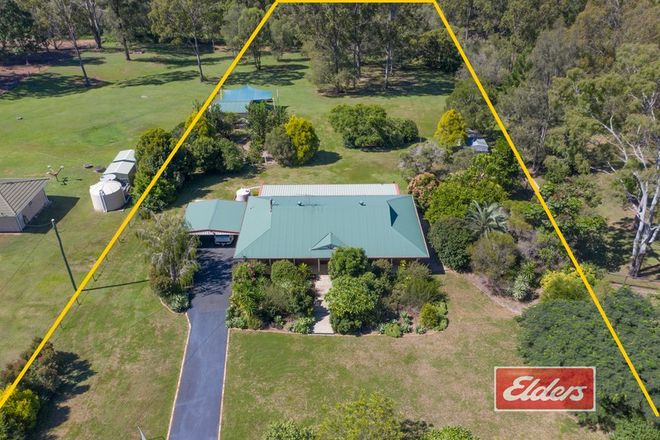 Picture of 151 Orion Road, CEDAR VALE QLD 4285