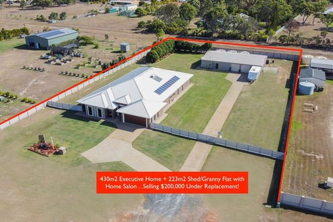 Picture of 77 Parklands Drive, BRANYAN QLD 4670