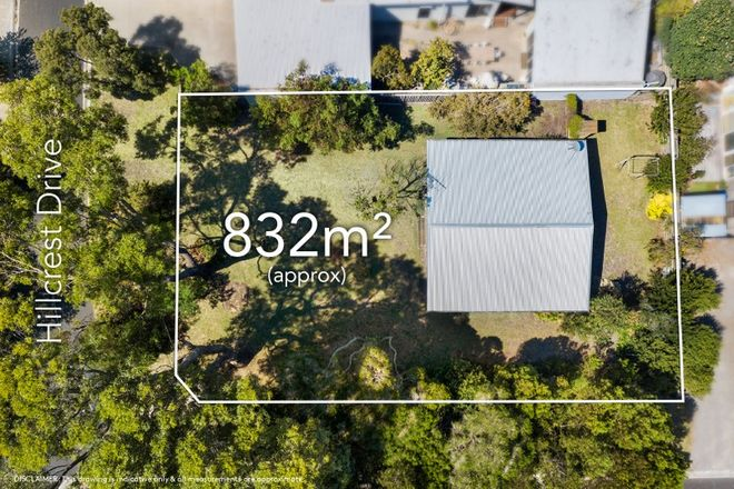 Picture of 22 Hillcrest Drive, POINT LONSDALE VIC 3225