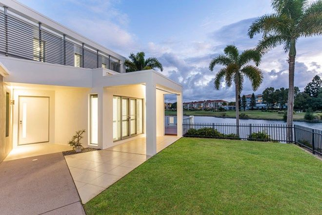 Picture of 6090 Lugano Dr, HOPE ISLAND QLD 4212