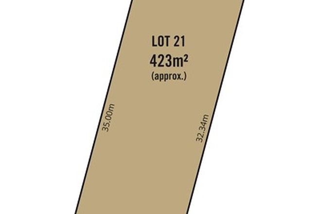 Picture of 25 (Lot 21) Panorama Crescnent, REYNELLA SA 5161