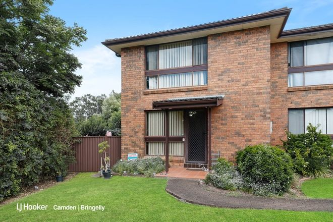 Picture of 12/29 Myee Road, MACQUARIE FIELDS NSW 2564