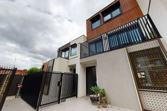 Picture of G9/26 Nicholson Street, FITZROY NORTH VIC 3068