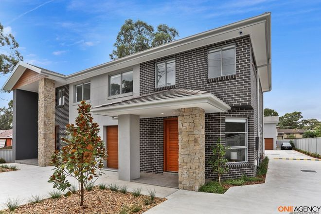 Picture of 2/15 Lancaster Street, BLACKTOWN NSW 2148