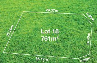 Picture of Lot 18 Horseshoe Circuit, Bacchus Marsh VIC 3340