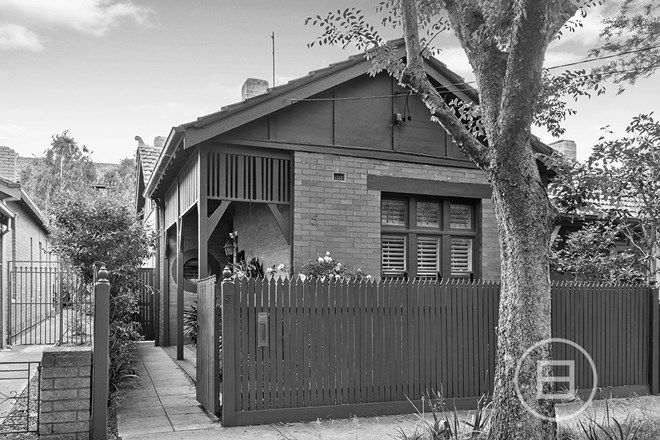 Picture of 5 Pickford Street, PRAHRAN VIC 3181