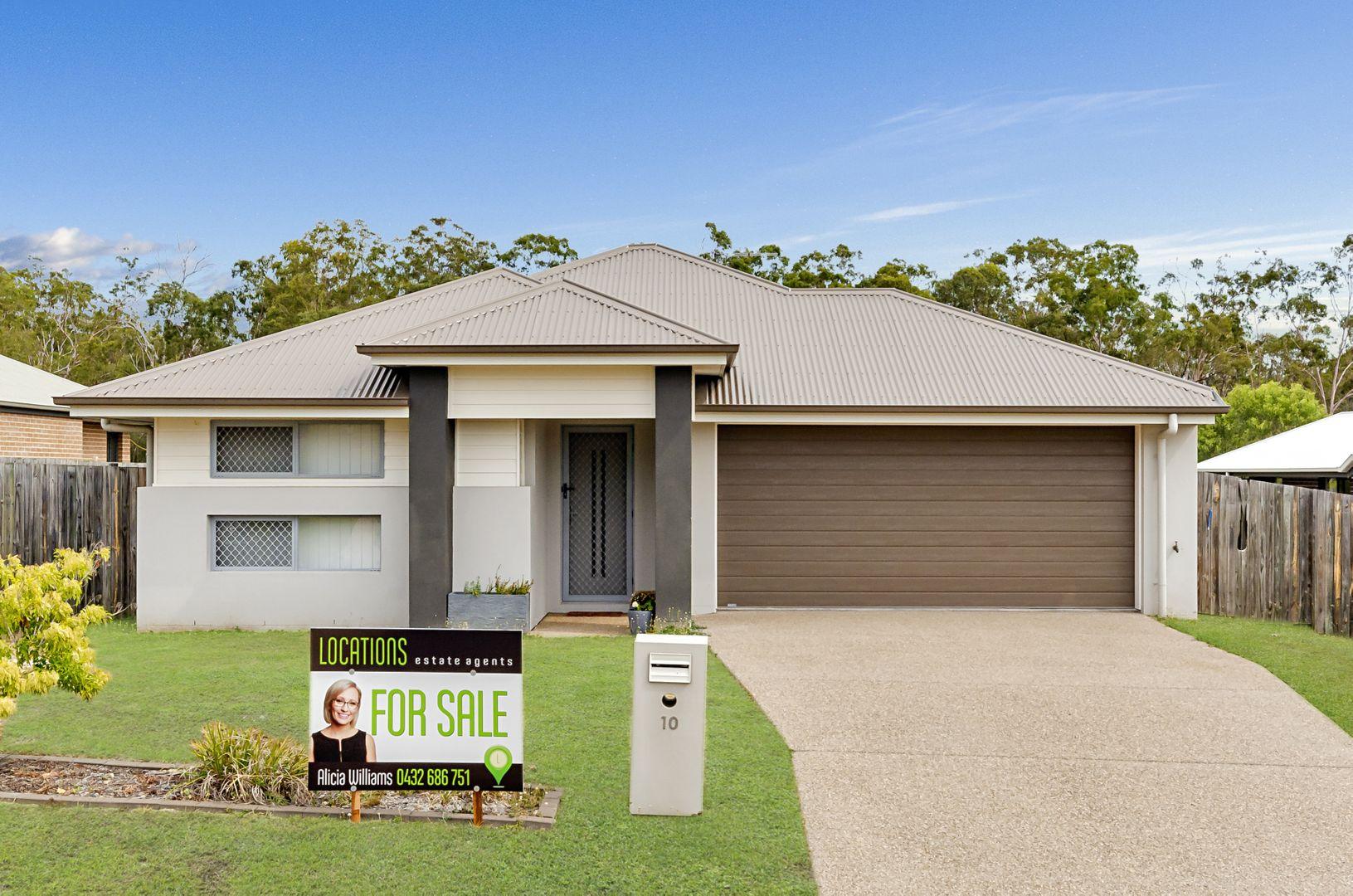 10 Kandel Court, Kirkwood QLD 4680, Image 0