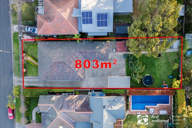 Picture of 38 Hillcrest Avenue, GLADESVILLE NSW 2111