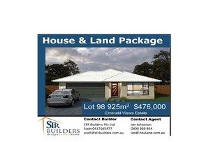 Lot 98 Emerald Vista Parade, Yandina QLD 4561