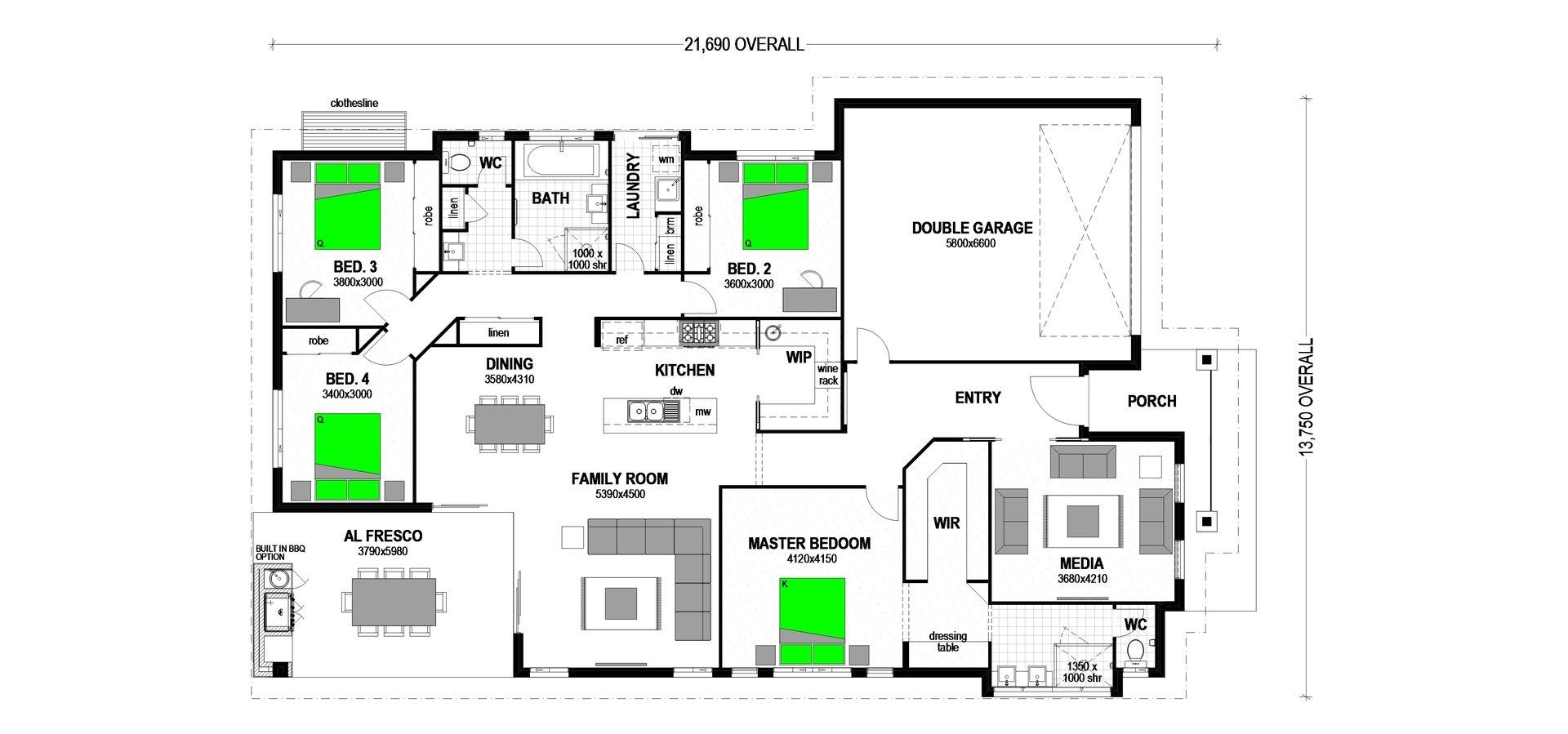 L390 McBurnie Avenue 'THE AVENUES', Highfields QLD 4352, Image 1