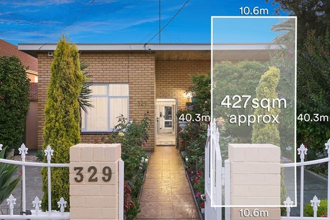 Picture of 329 Inkerman Street, BALACLAVA VIC 3183