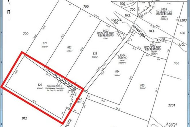 Picture of LOT 820 Phizam Place, DARLING DOWNS WA 6122