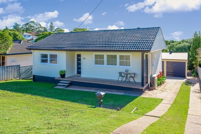 Picture of 55 Narang Street, EAST MAITLAND NSW 2323