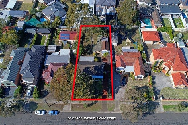 Picture of 33 Victor Avenue, PICNIC POINT NSW 2213