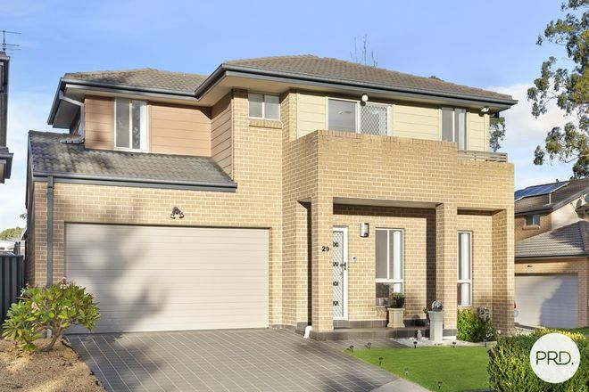 Picture of 29 Summerfield Avenue, QUAKERS HILL NSW 2763