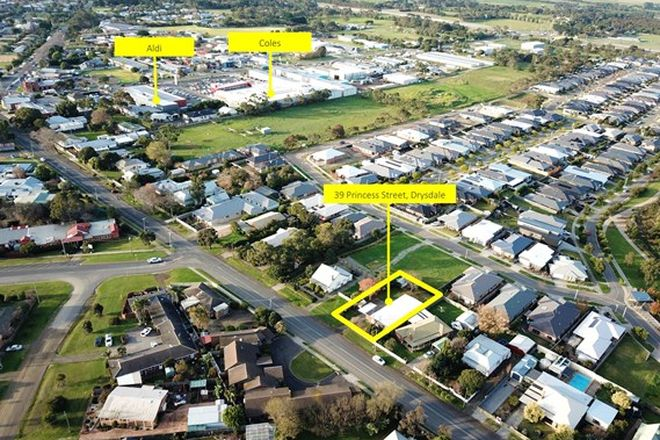 Picture of 39 Princess Street, DRYSDALE VIC 3222