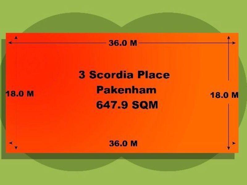 3 Scordia Place, Pakenham VIC 3810, Image 1