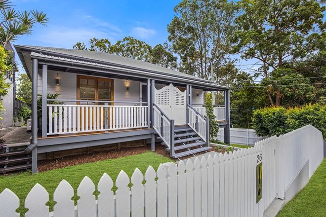 Picture of 26 Jason Street, RED HILL QLD 4059