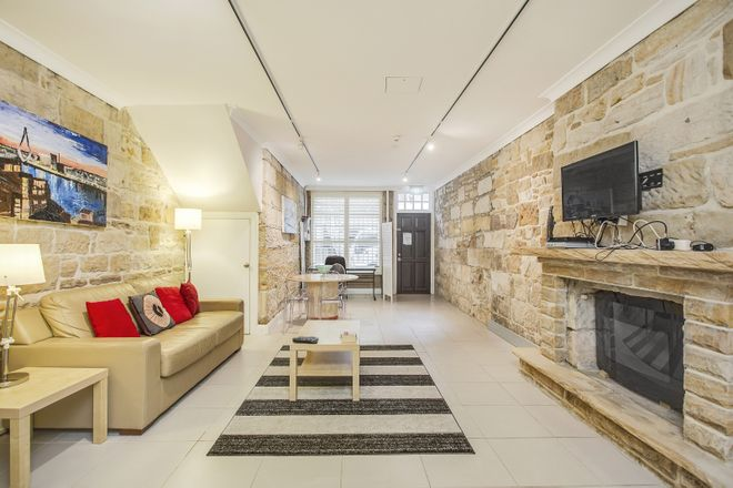 Picture of 93 Pyrmont Street, PYRMONT NSW 2009