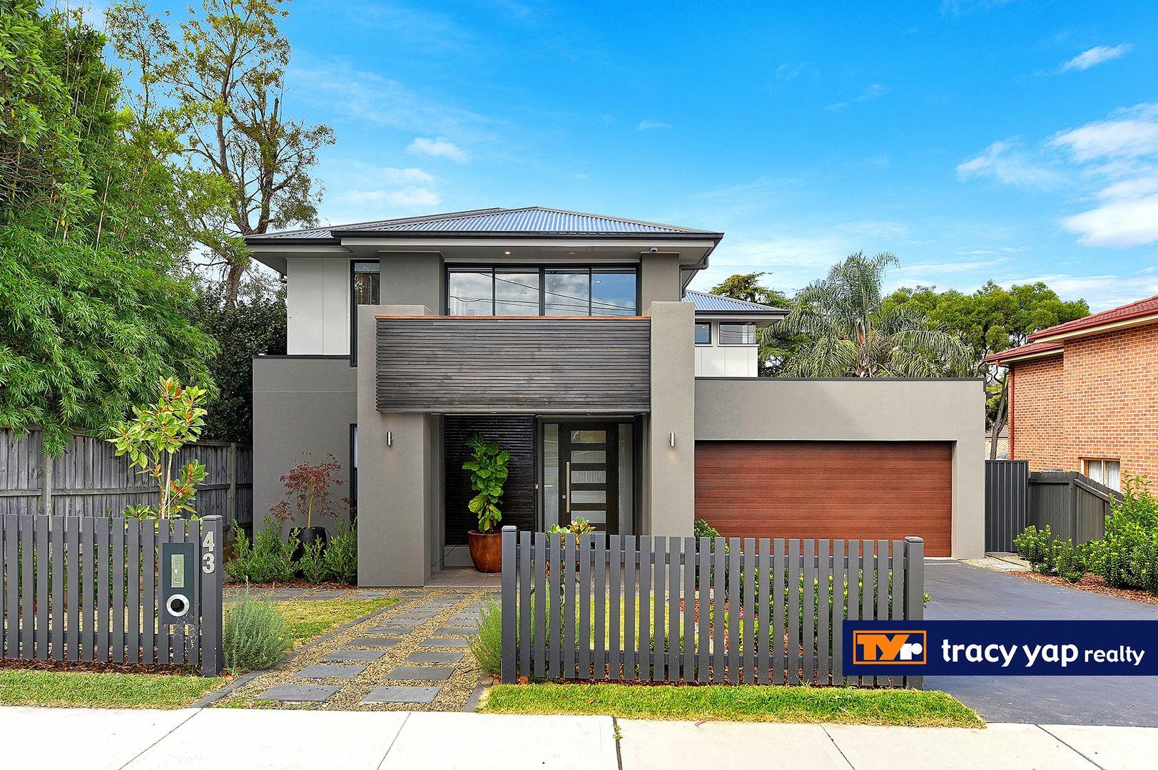 43 Blenheim  Road, North Ryde NSW 2113, Image 0