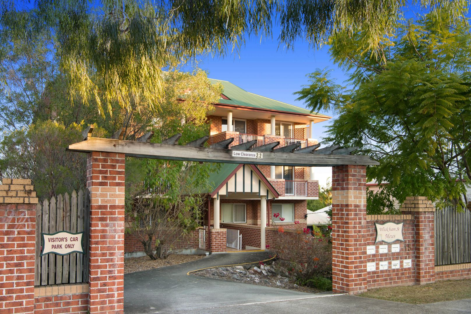 3/15 Wickham Street, Newmarket QLD 4051, Image 1