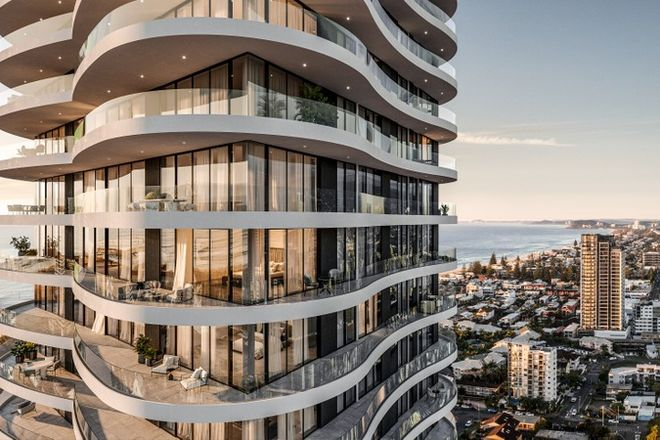 Picture of 33 SURF PARADE, BROADBEACH, QLD 4218