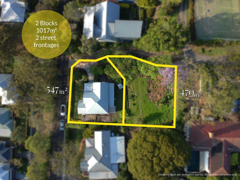 45 Lansdowne Street, Newmarket QLD 4051, Image 0