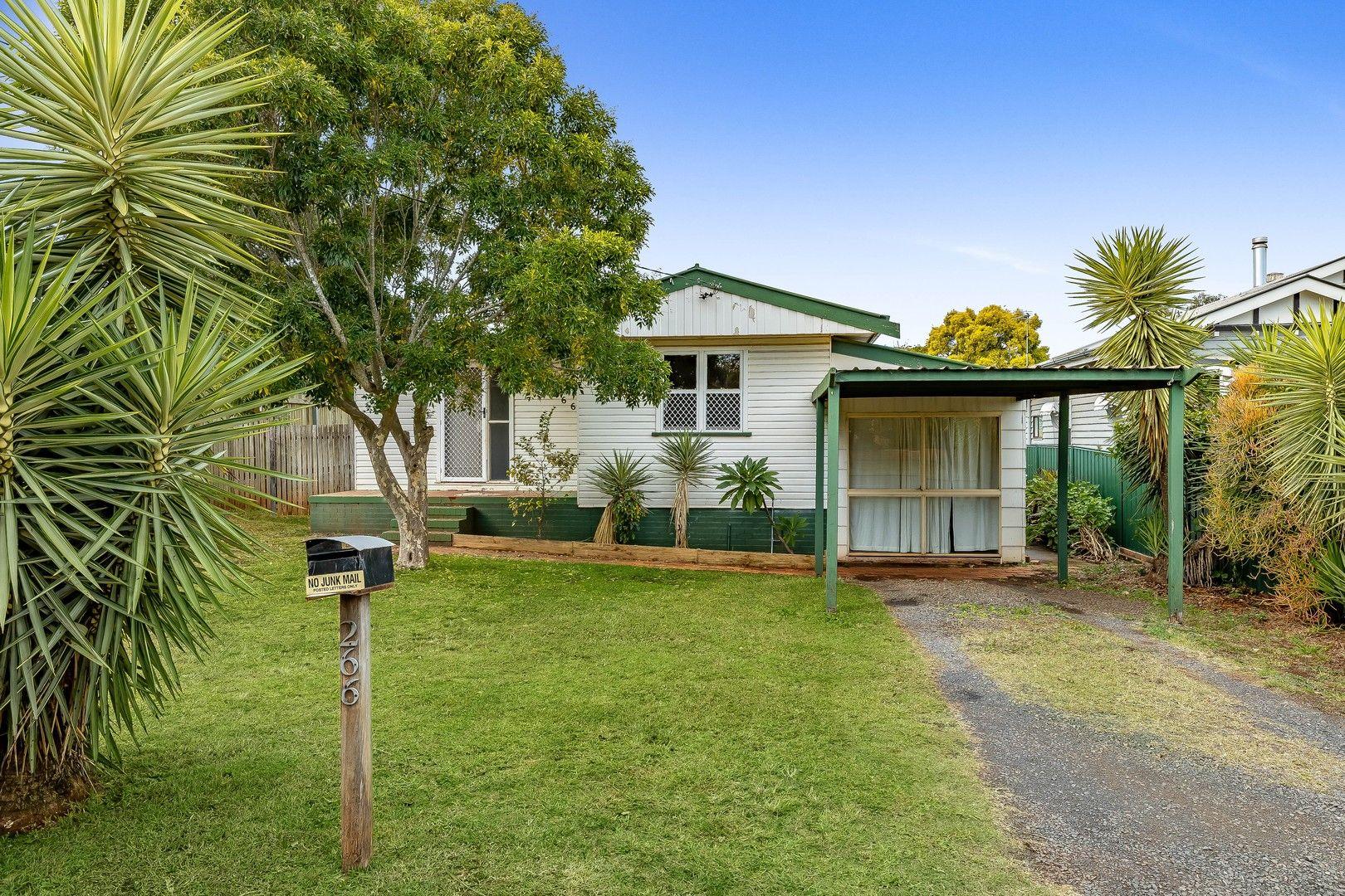 266 Tor Street, Rockville QLD 4350, Image 0