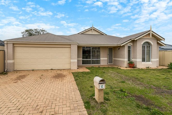 Picture of 12 Langston Close, PORT KENNEDY WA 6172