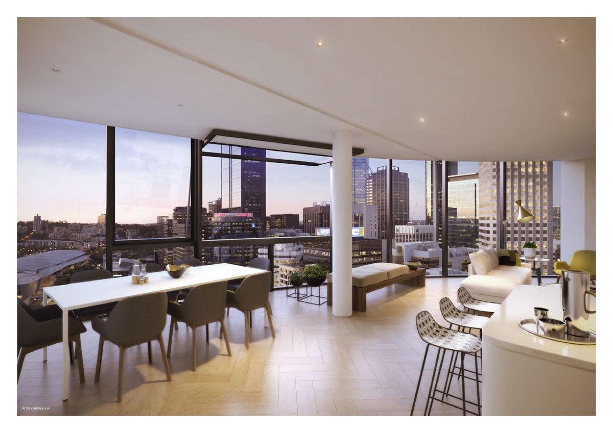 10/2403 The Towers Elizabeth Quay Barrack Street, Perth WA 6000, Image 1