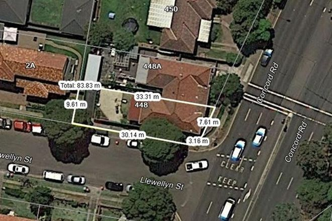 Picture of 448 Concord Road, RHODES NSW 2138