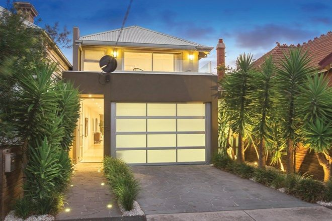 Picture of 5a Longmore Street, ST KILDA WEST VIC 3182