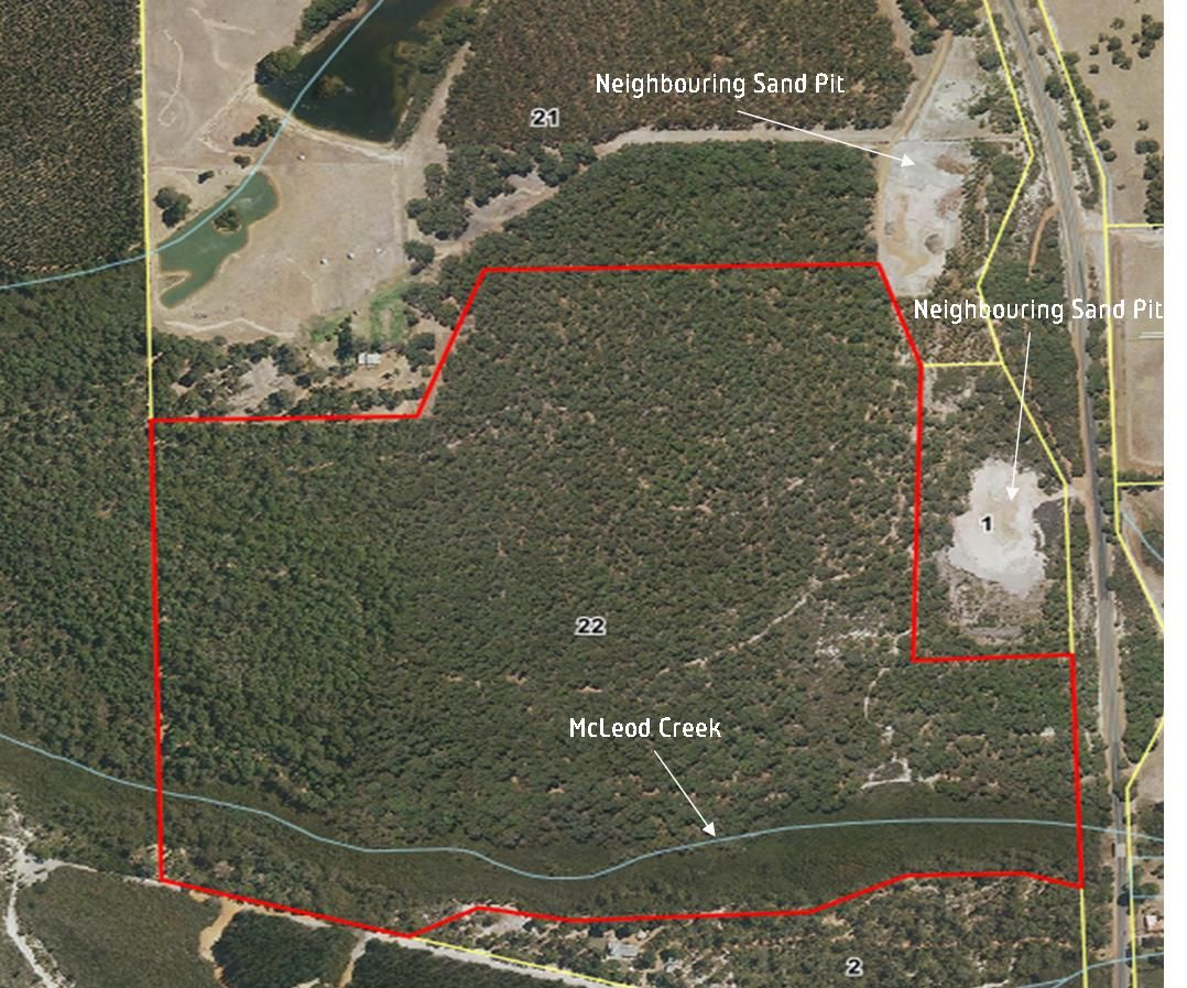 Lot 22 Bussell Highway, Forest Grove WA 6286, Image 1