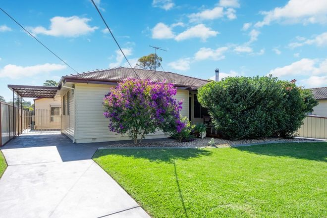 Picture of 31 Romney Crescent, MILLER NSW 2168
