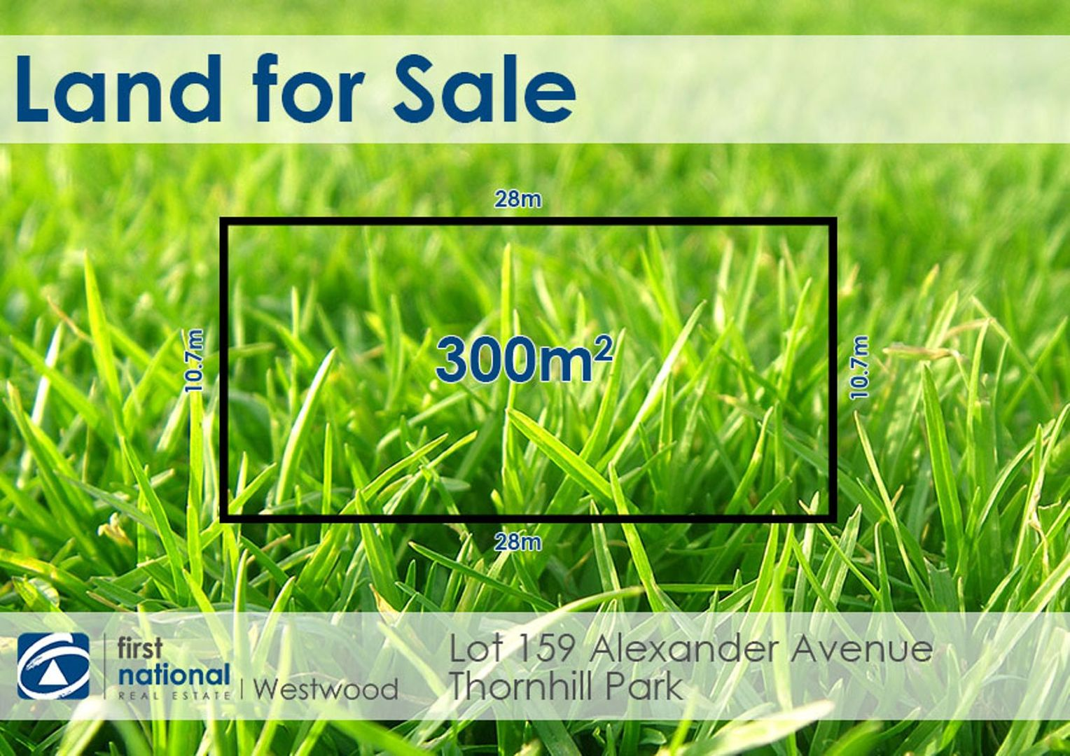 LOT 159 Alexander Ave, Thornhill Park VIC 3335, Image 0