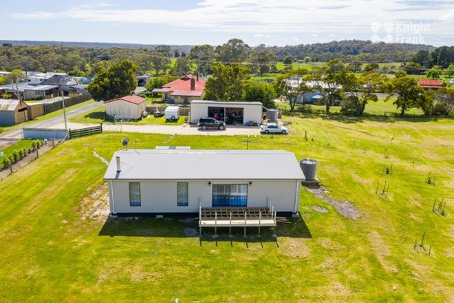 Picture of 3 Campbell Street, GLADSTONE TAS 7264