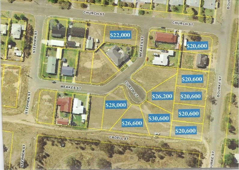 Lot 21 Bourke Street, Hay NSW 2711, Image 1