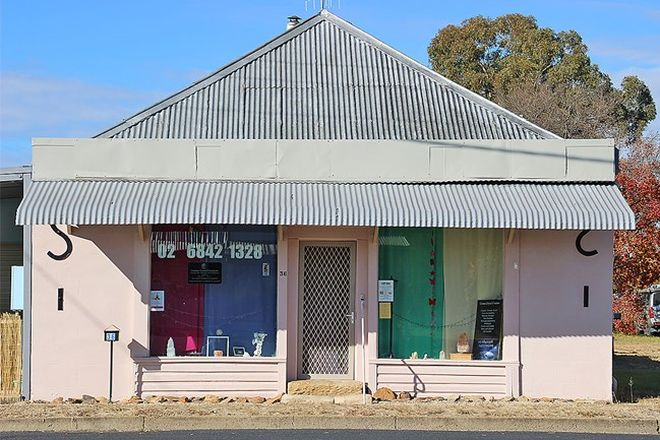 Picture of 36 DALGARNO STREET, COONABARABRAN NSW 2357