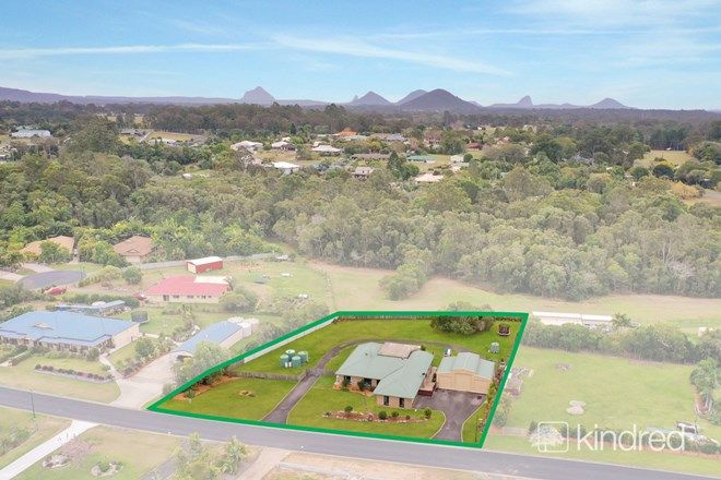 Picture of 21 Montana Drive, WAMURAN QLD 4512