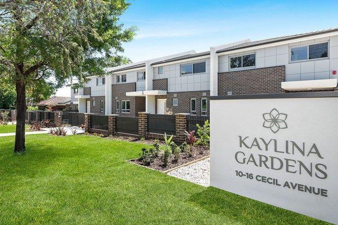 Picture of 102/10 Cecil Avenue, CASTLE HILL NSW 2154