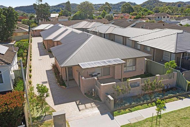 Picture of 1, 2, 3, 4/37 Edward Street, WOY WOY NSW 2256