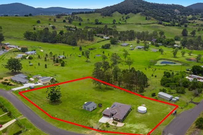 Picture of 6 Ironbark Place, NAUGHTONS GAP NSW 2470