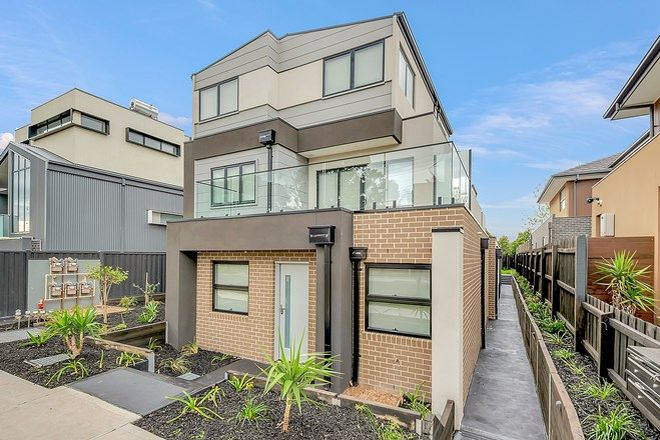 Picture of 5/4 York Street, PASCOE VALE SOUTH VIC 3044