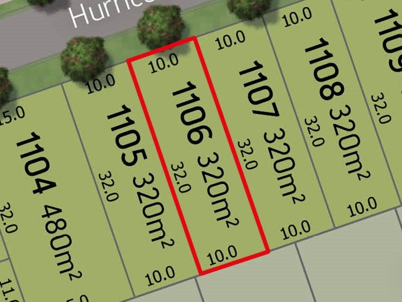 Lot 1106 Hurricane Street, Oonoonba QLD 4811, Image 2
