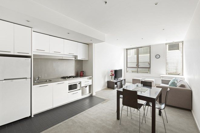 Picture of 602/225 Elizabeth Street, MELBOURNE VIC 3000