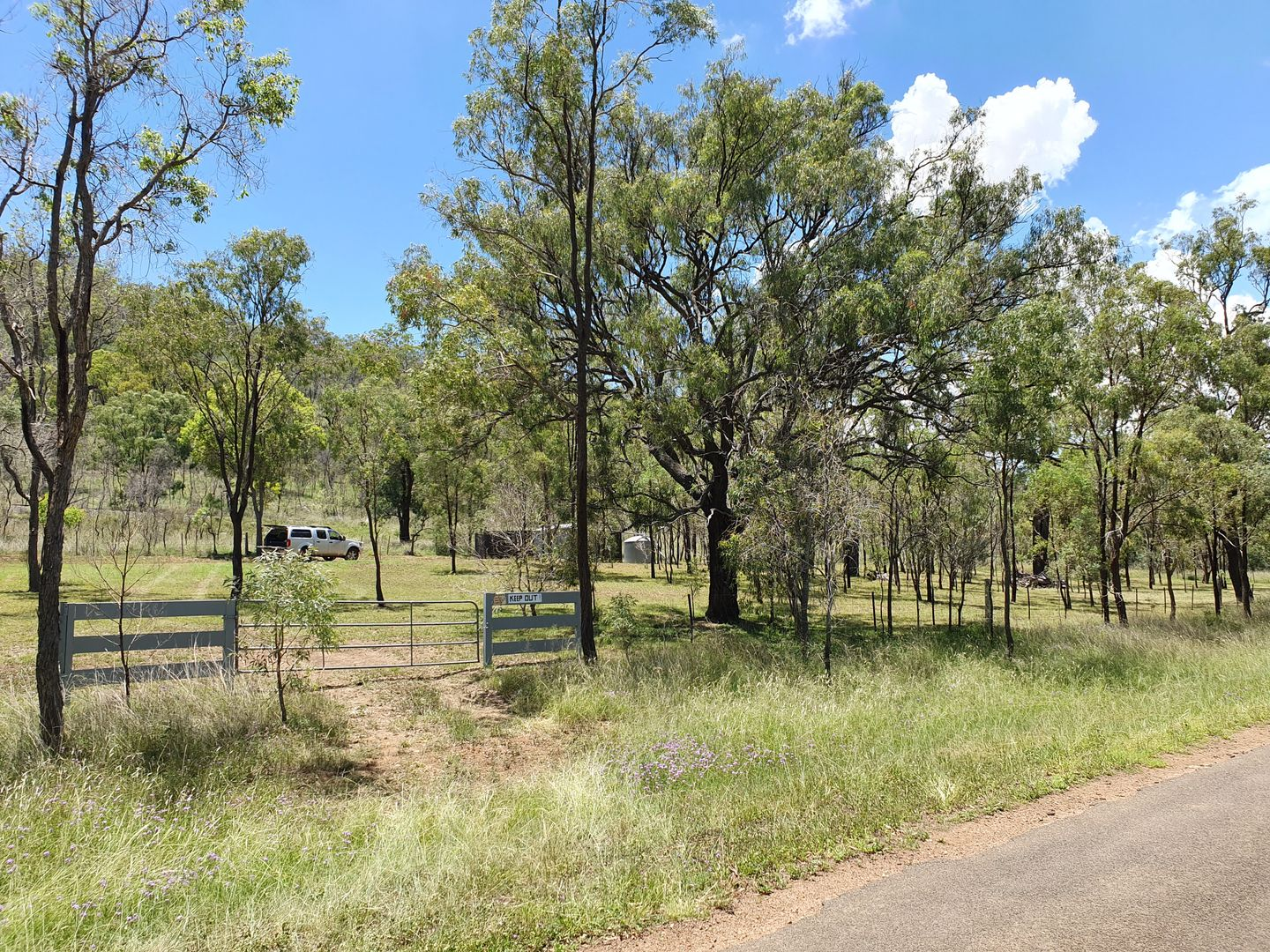 Lot 8 Connolly Dam Road, Silverwood QLD 4370, Image 0