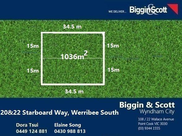 20-22 Starboard Way, Werribee South VIC 3030, Image 0