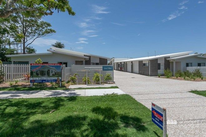 Picture of 2/21 MCKILLOP STREET, ROTHWELL QLD 4022
